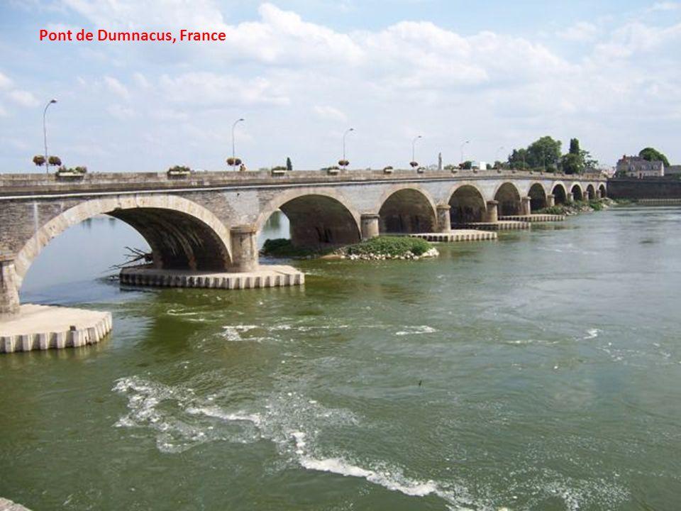 Pont de Dumnacus, France