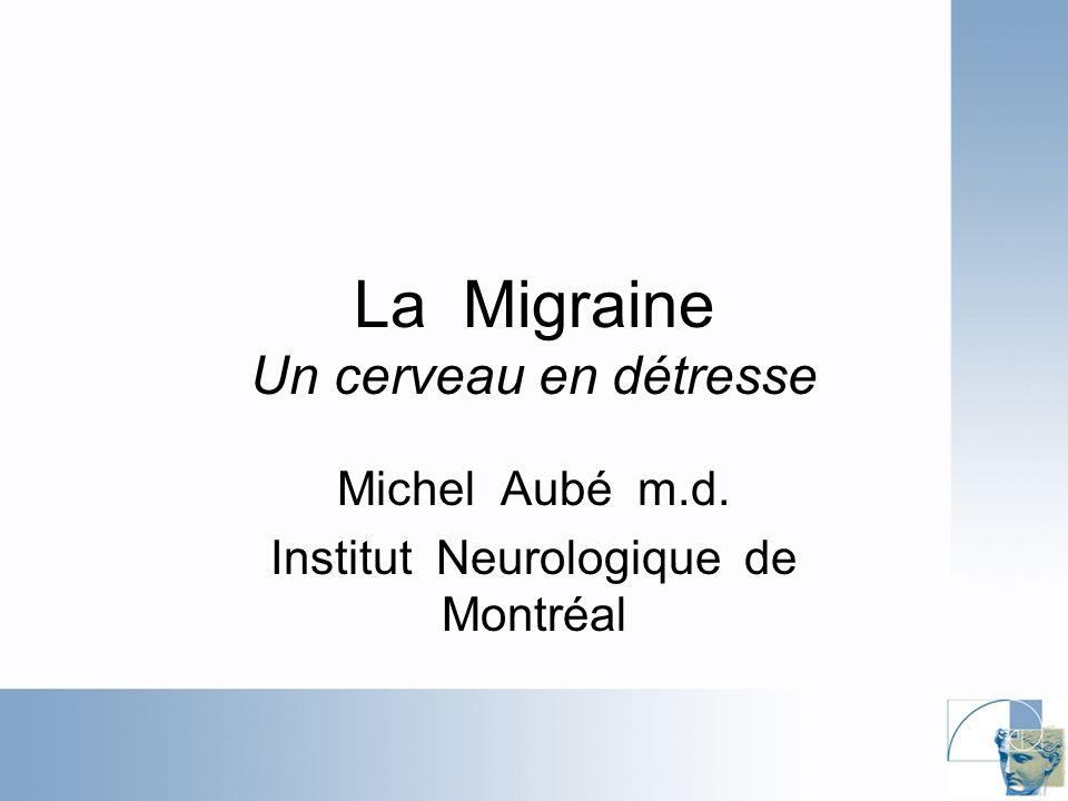 La Migraine Un cerveau en détresse