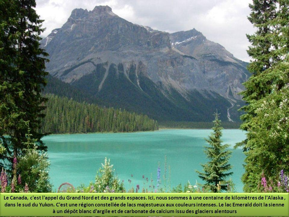 Le Canada, c est l appel du Grand Nord et des grands espaces