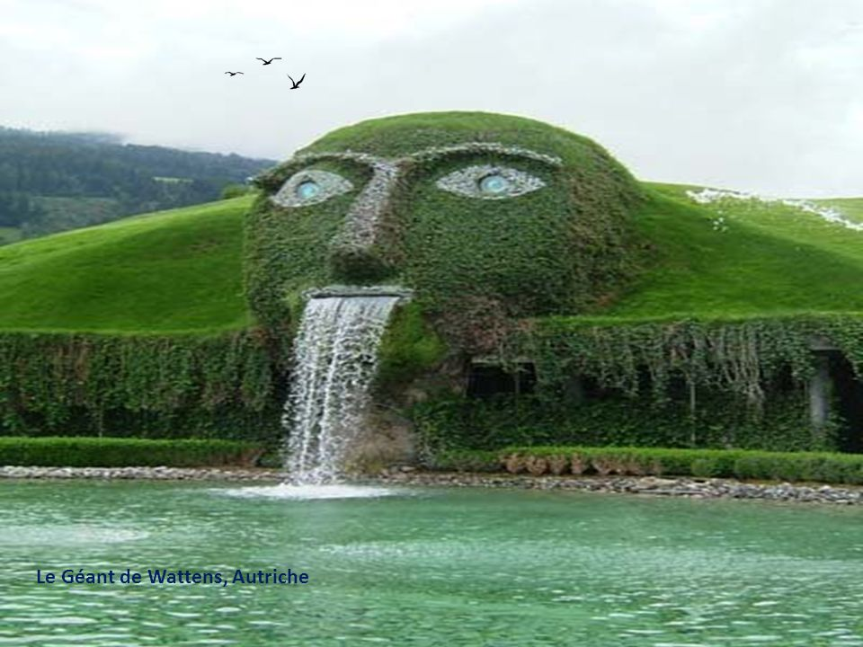 Le Géant de Wattens, Autriche