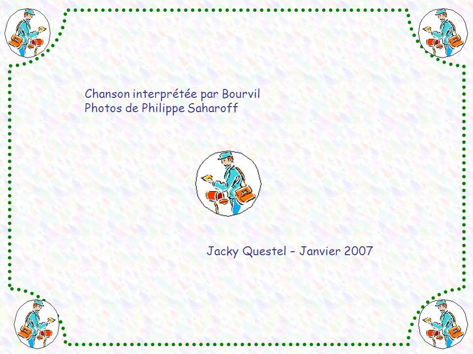 Chanson interprétée par Bourvil