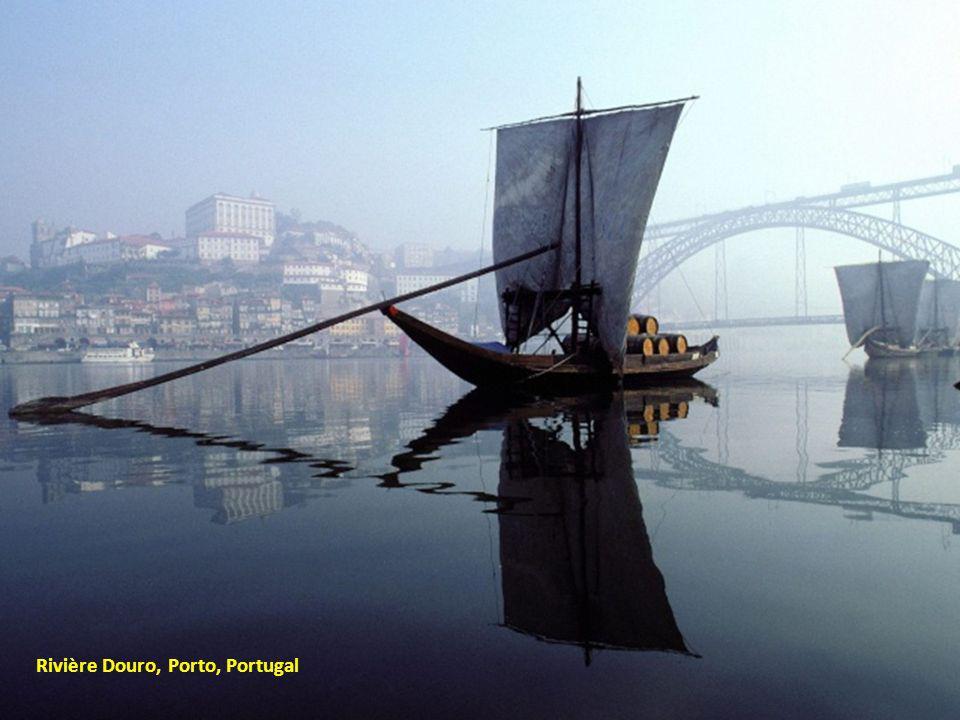 Rivière Douro, Porto, Portugal
