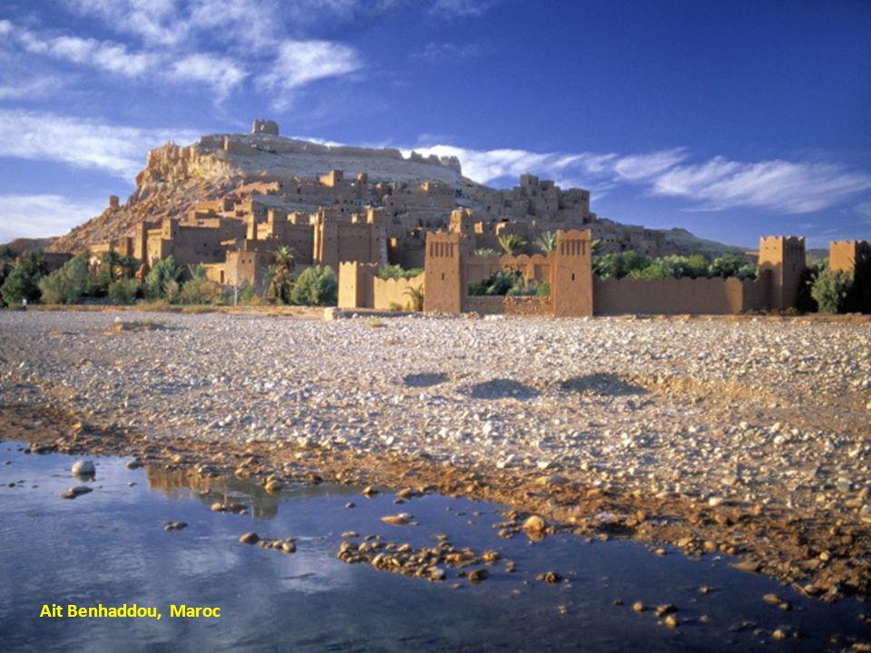 Ait Benhaddou, Maroc