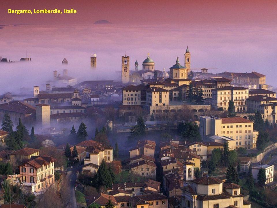 Bergamo, Lombardie, Italie