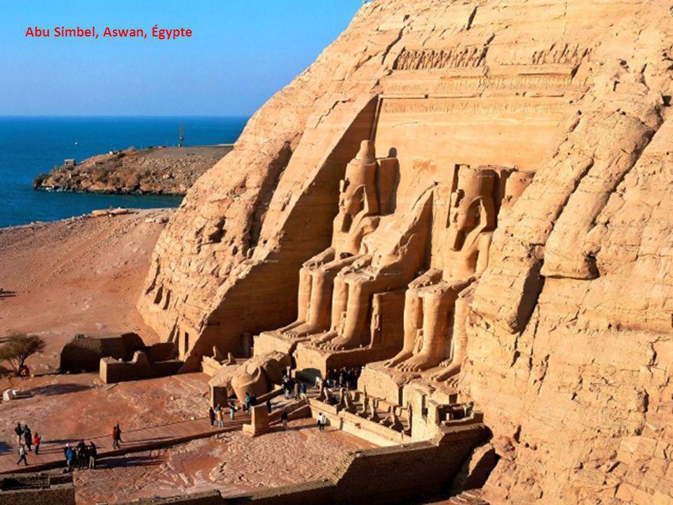 Abu Simbel, Aswan, Égypte