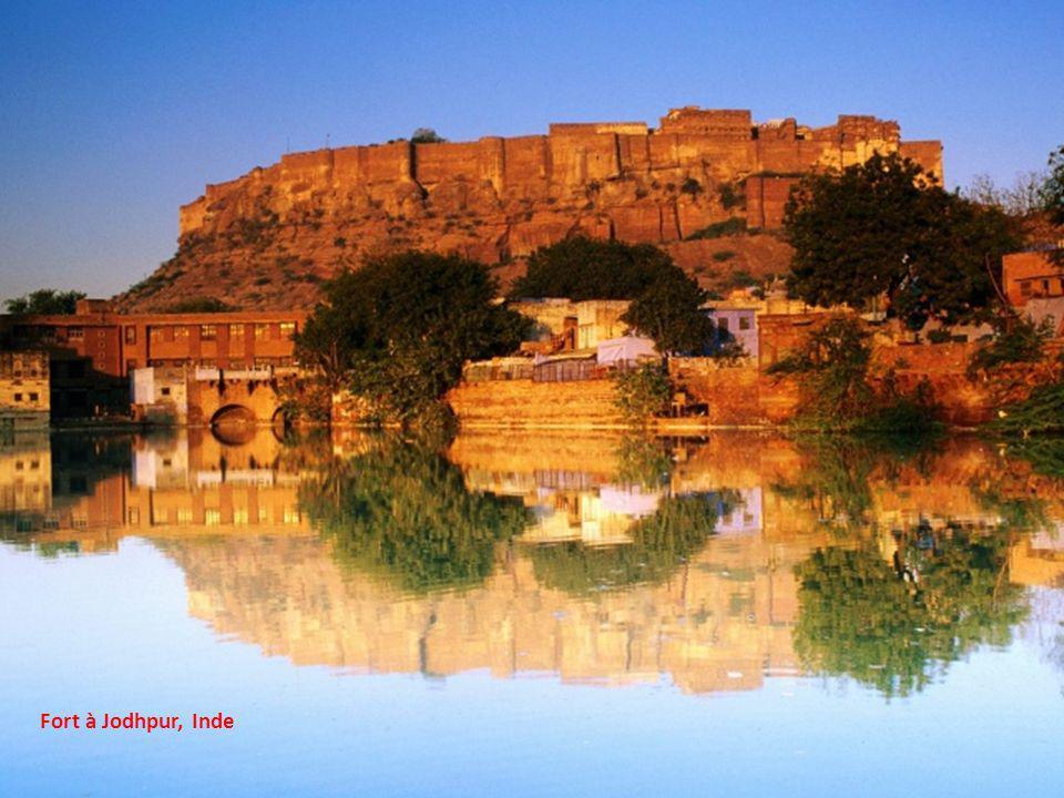 Fort à Jodhpur, Inde