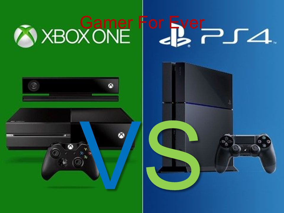 Gamer For Ever VS