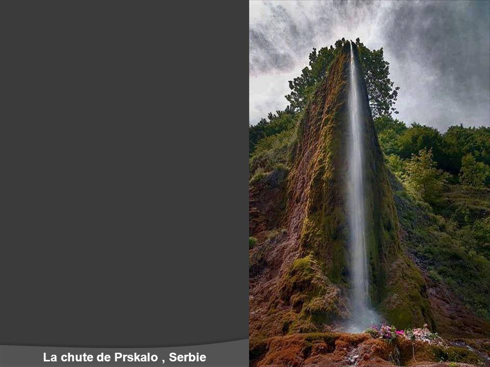 La chute de Prskalo , Serbie