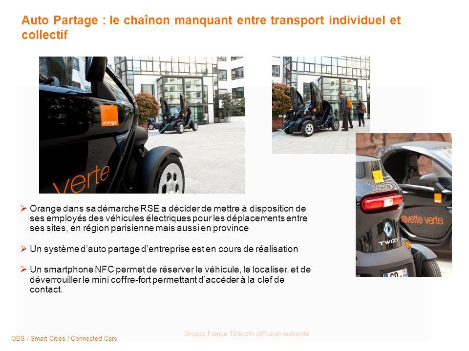 Auto Partage : le chaînon manquant entre transport individuel et collectif
