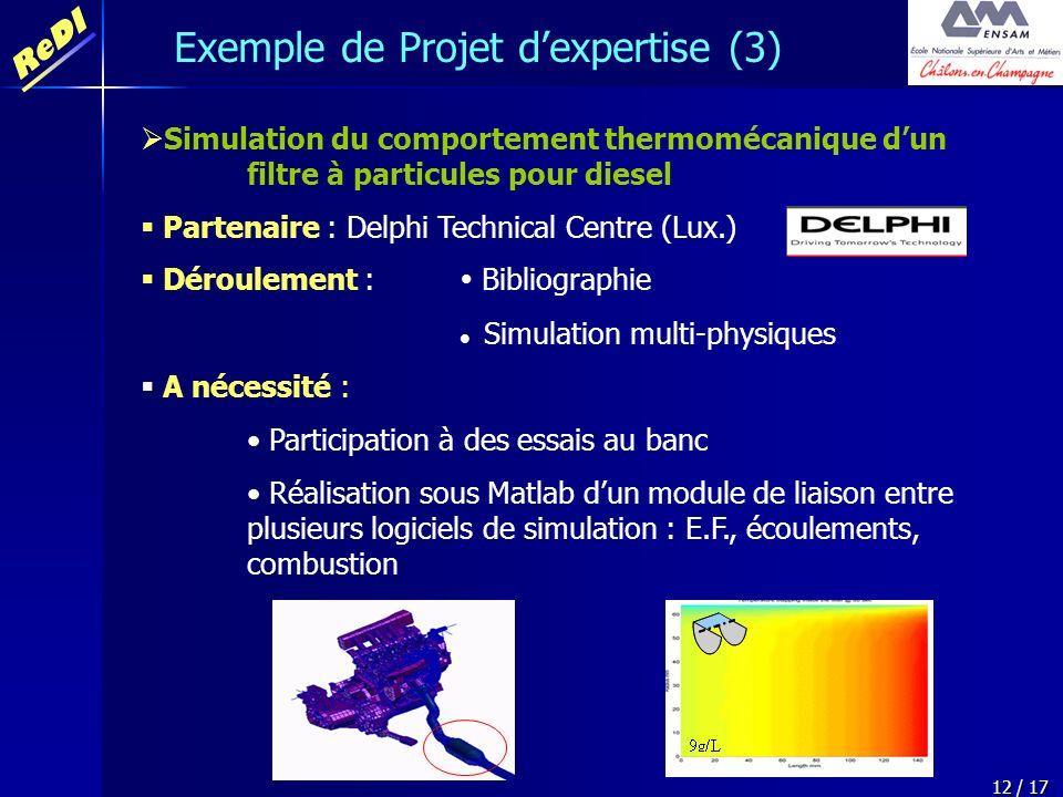 Exemple de Projet d'expertise (3)