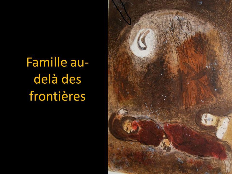 Famille au-delà des frontières