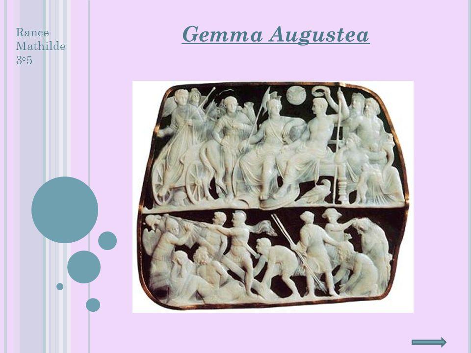 Gemma Augustea Rance Mathilde 3e5