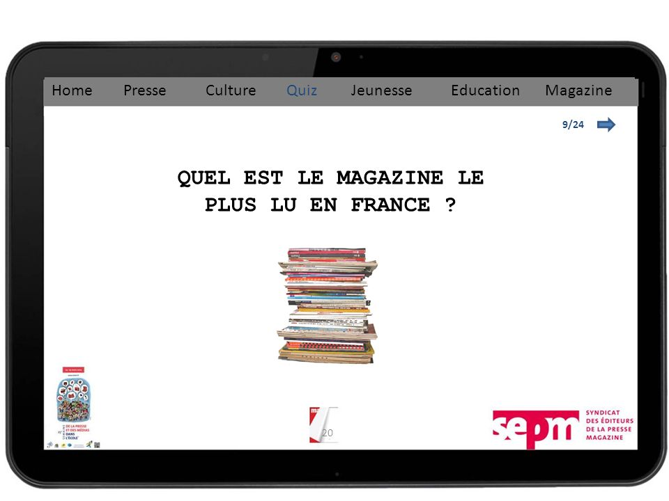 QUEL EST LE MAGAZINE LE PLUS LU EN FRANCE