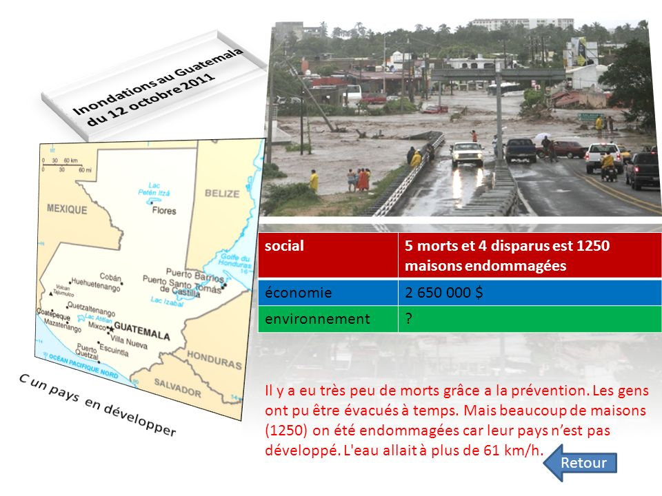 Inondations au Guatemala du 12 octobre 2011