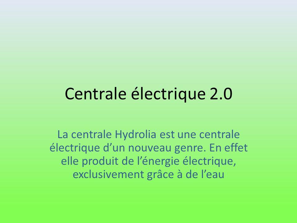 Centrale électrique 2.0