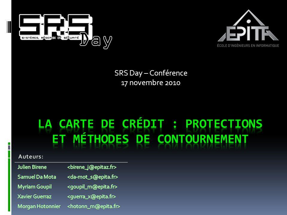 La carte de crédit : protections et méthodes de contournement