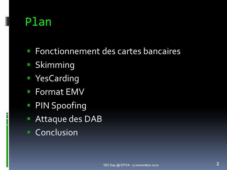 Plan Fonctionnement des cartes bancaires Skimming YesCarding