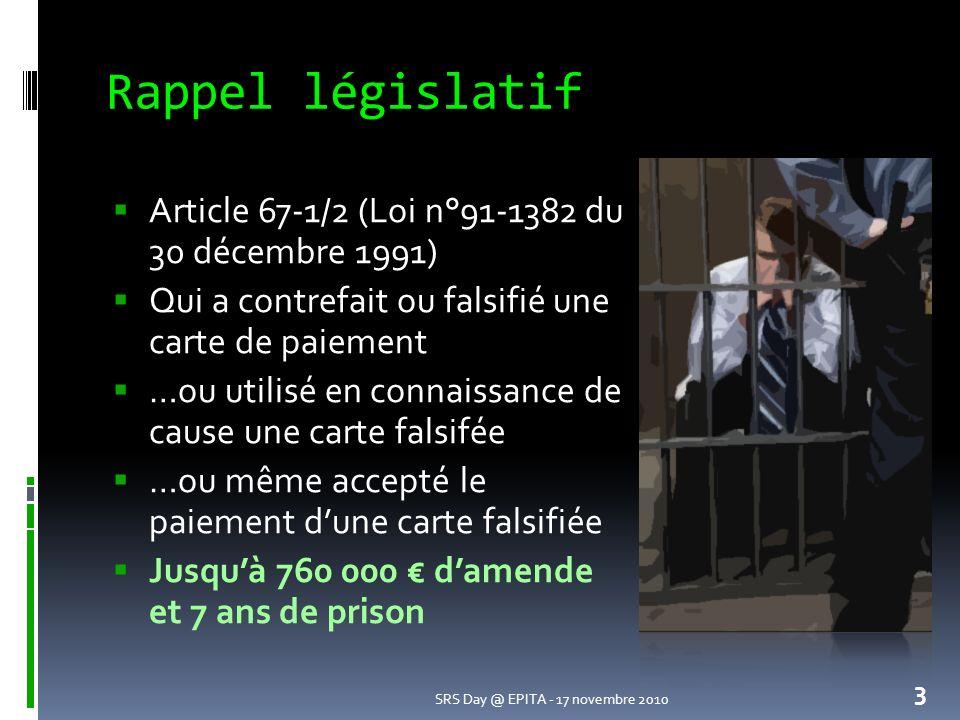 Rappel législatif Article 67-1/2 (Loi n°91-1382 du 30 décembre 1991)