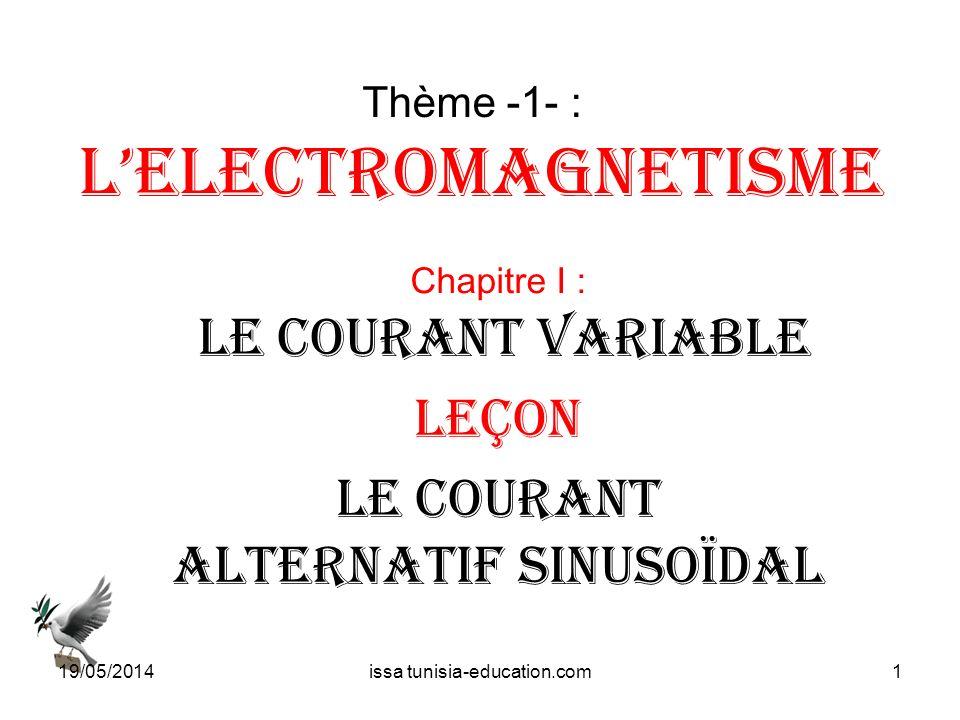 Thème -1- : L'electromagnetisme