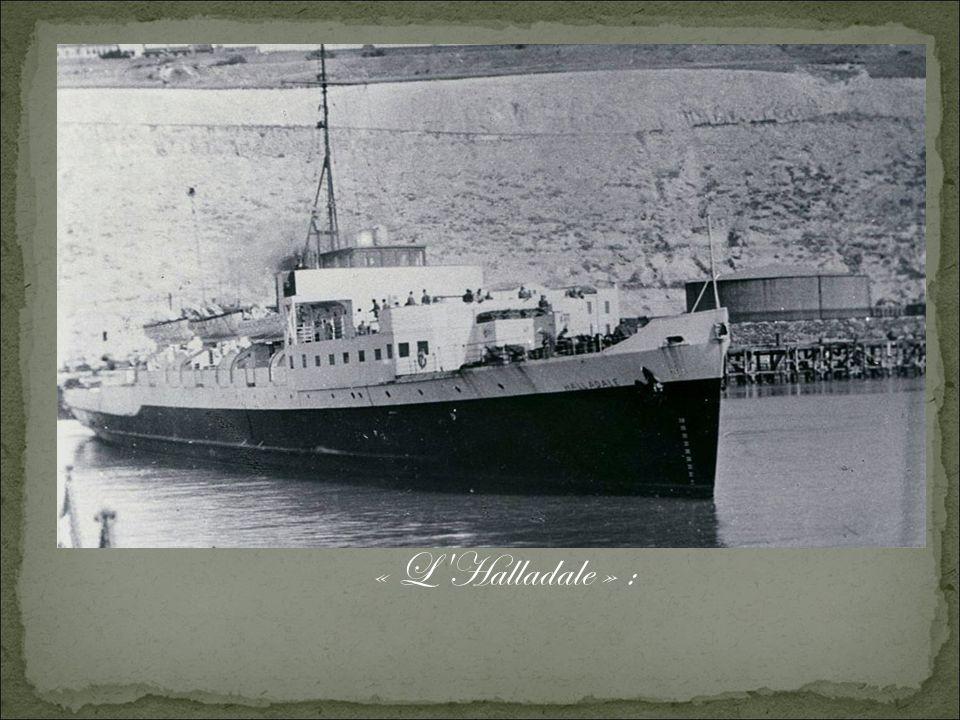 « L Halladale » :