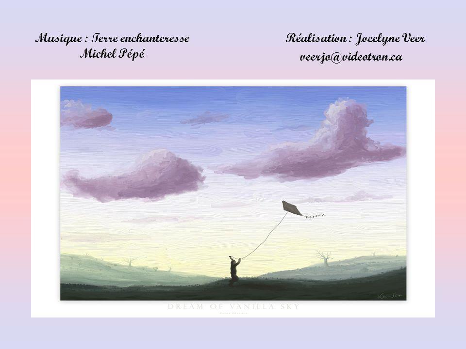 Musique : Terre enchanteresse Michel Pépé