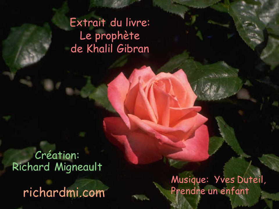 Création: Richard Migneault