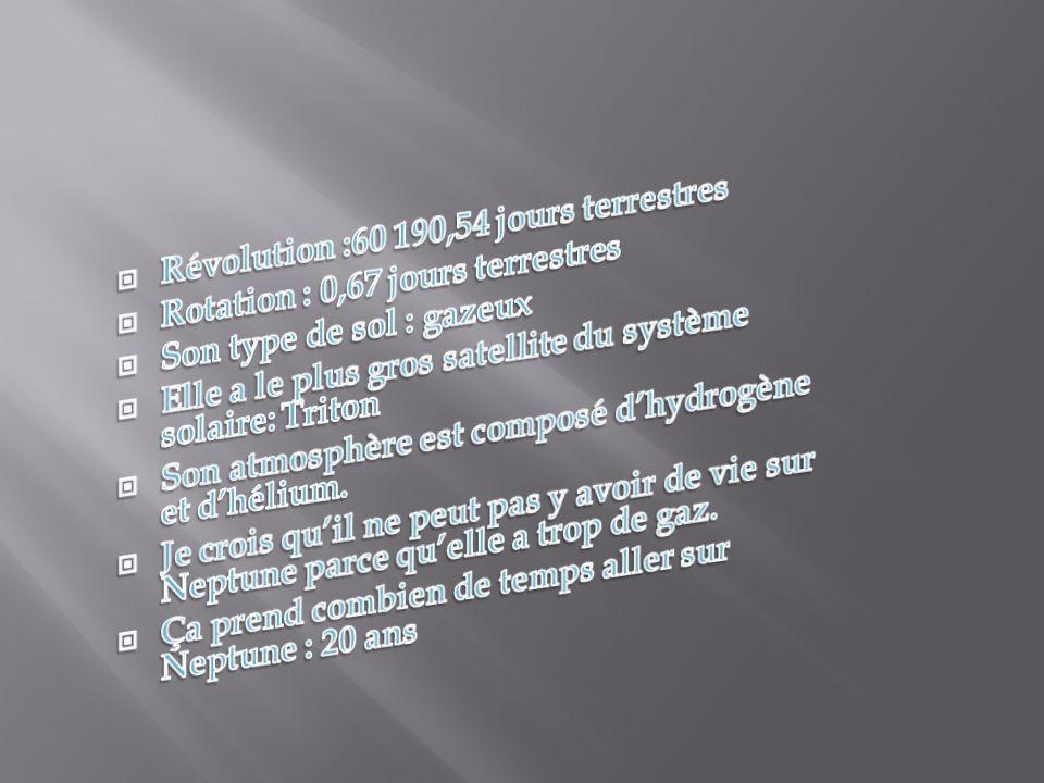 Révolution :60 190,54 jours terrestres