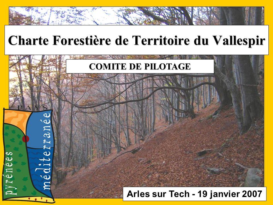 Charte Forestière de Territoire du Vallespir