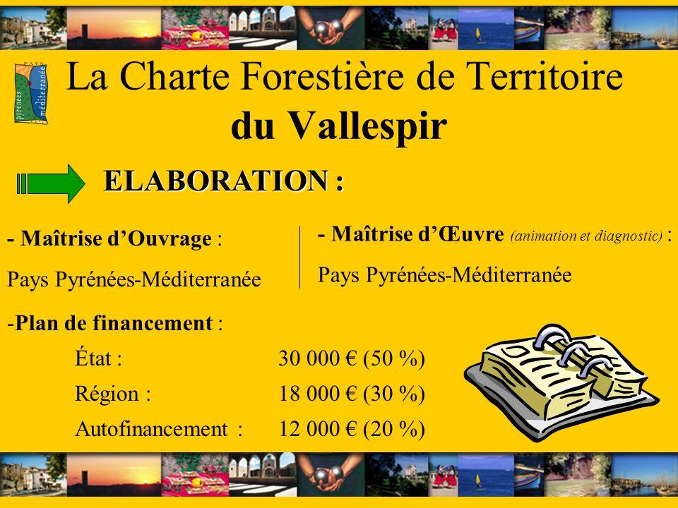 La Charte Forestière de Territoire du Vallespir