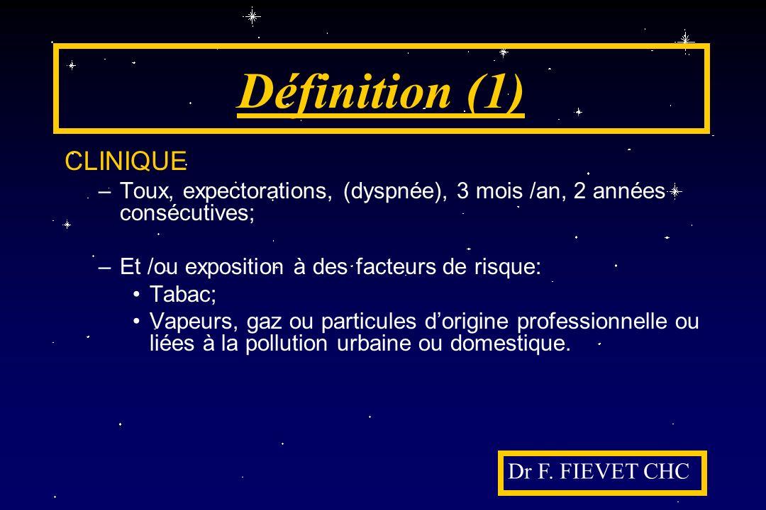 Définition (1) CLINIQUE