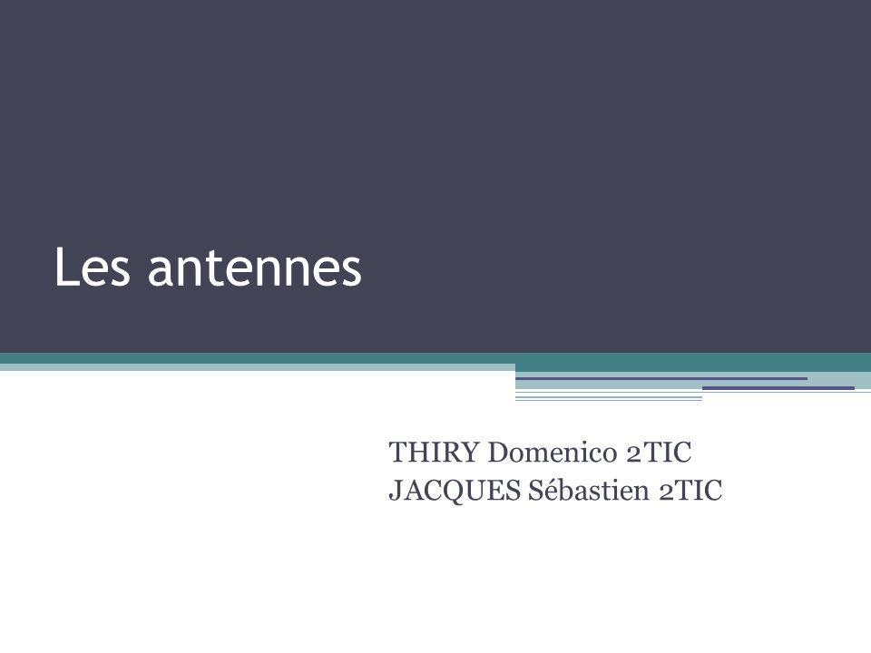 THIRY Domenico 2 TIC JACQUES Sébastien 2TIC