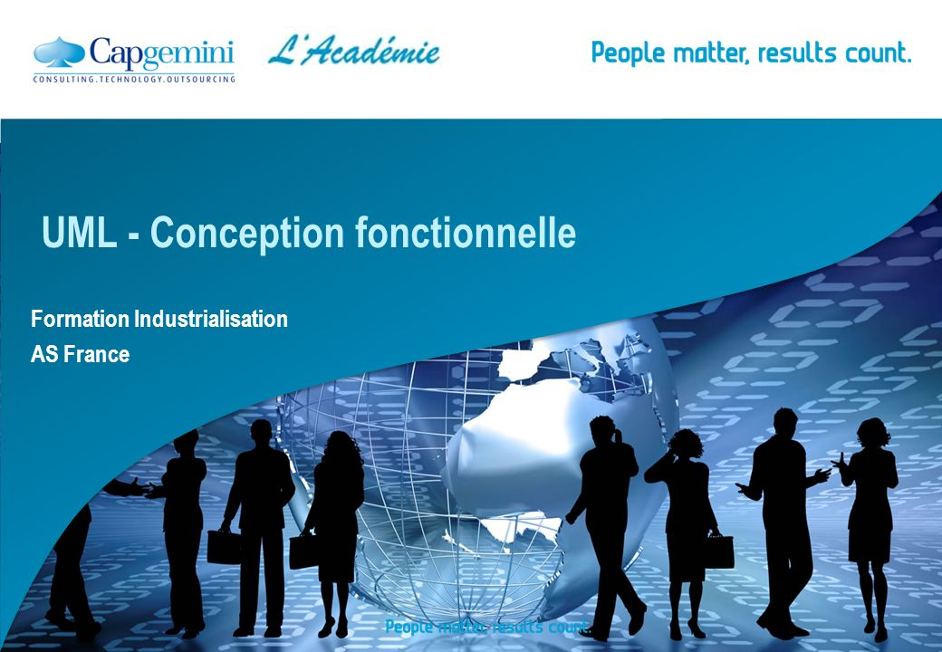 UML - Conception fonctionnelle