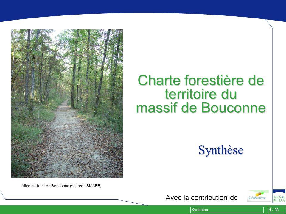 Charte forestière de territoire du massif de Bouconne