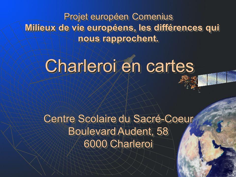Centre Scolaire du Sacré-Coeur Boulevard Audent, 58 6000 Charleroi