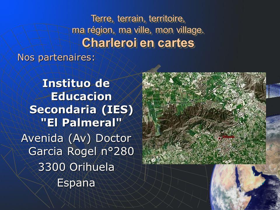 Instituo de Educacion Secondaria (IES) El Palmeral
