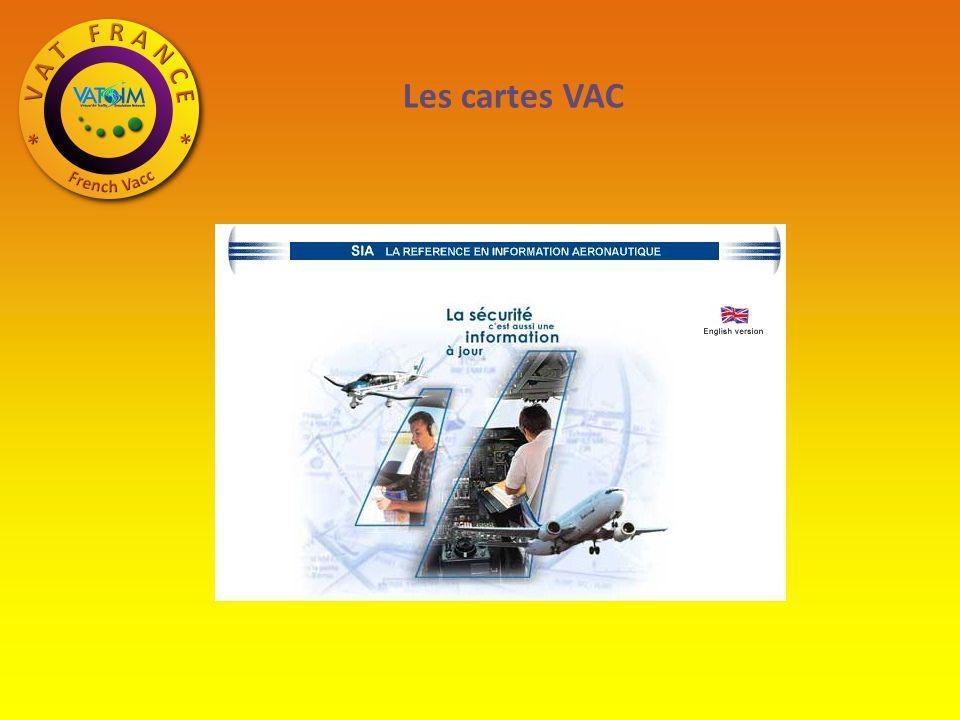 Les cartes VAC