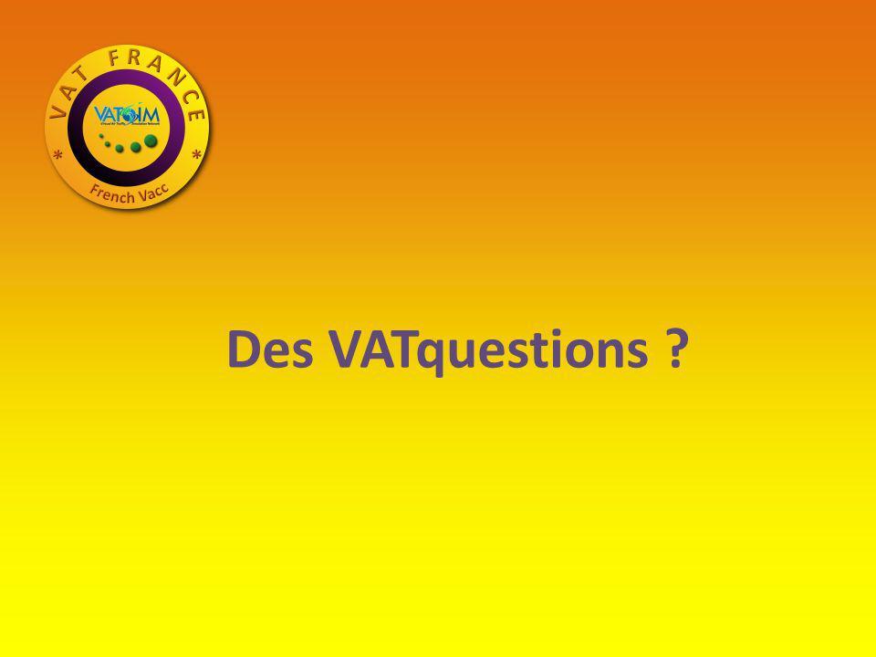 Des VATquestions