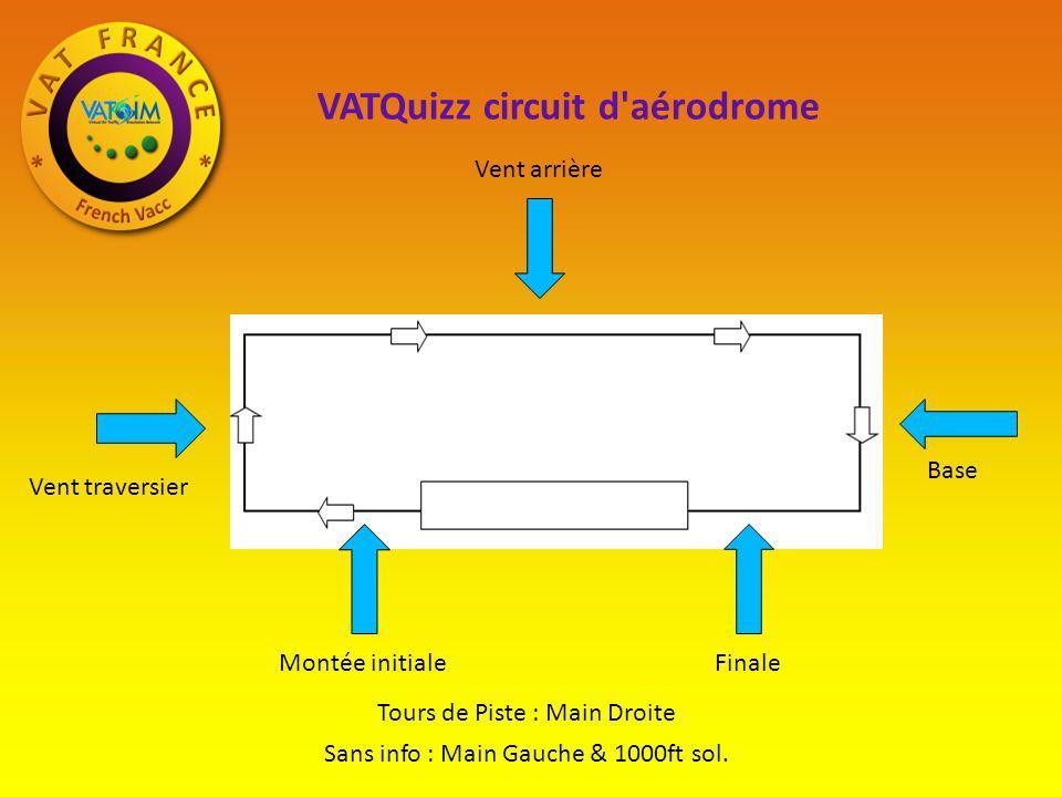 VATQuizz circuit d aérodrome