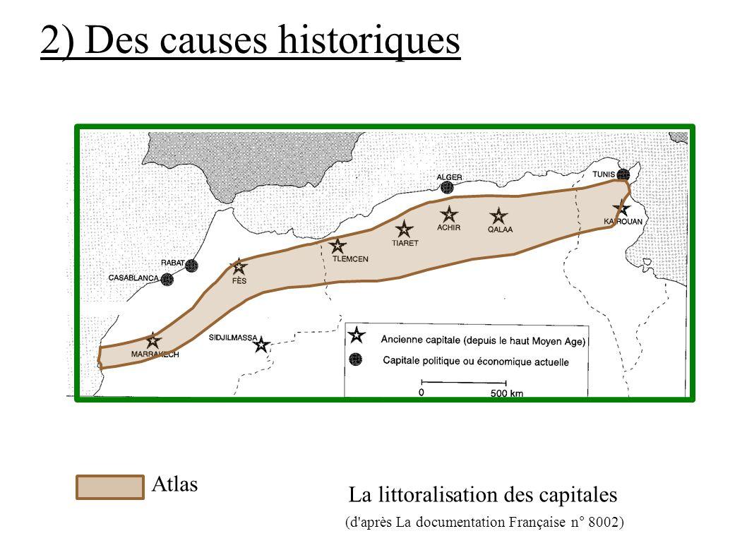 2) Des causes historiques