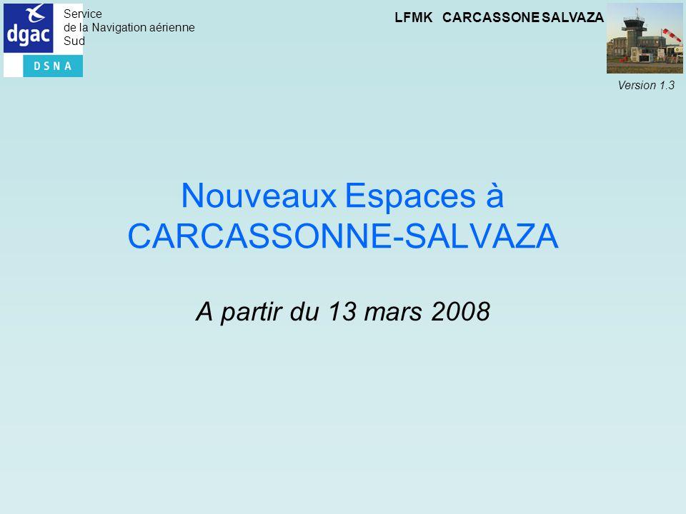Nouveaux Espaces à CARCASSONNE-SALVAZA