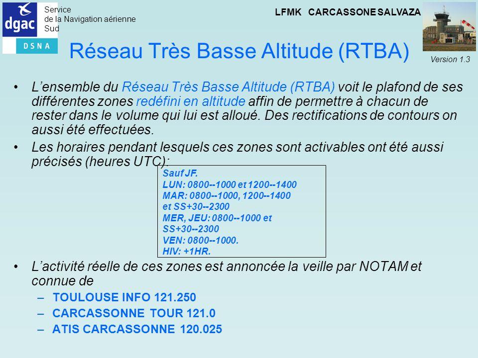 Réseau Très Basse Altitude (RTBA)