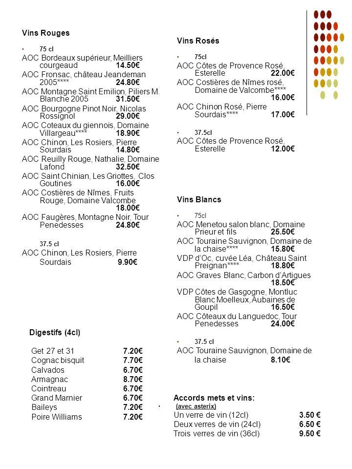 AOC Bordeaux supérieur, Meilliers courgeaud 14.50€