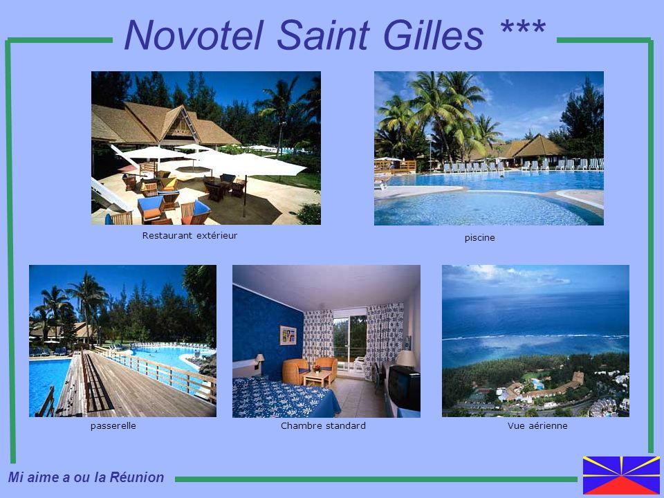 Novotel Saint Gilles ***