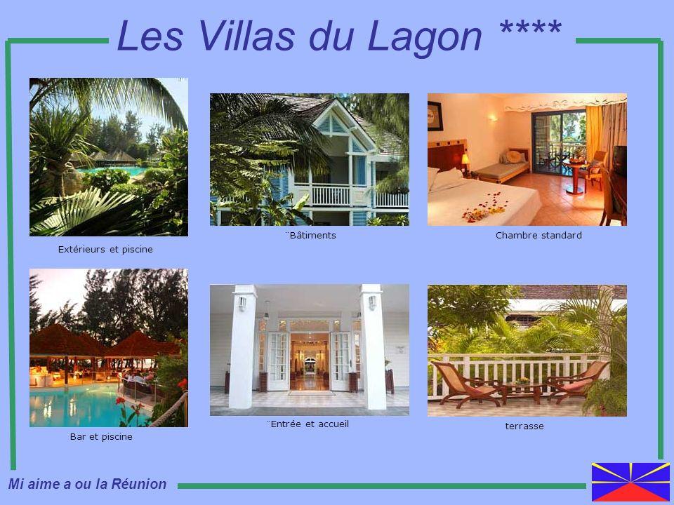 Les Villas du Lagon ****