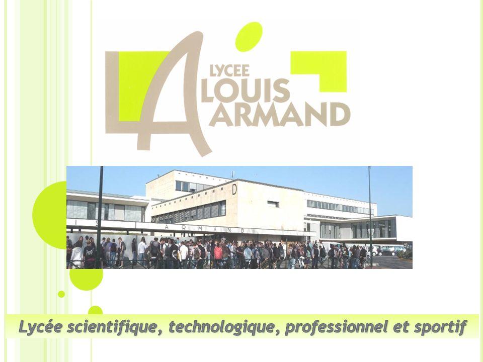 Lycée scientifique, technologique, professionnel et sportif
