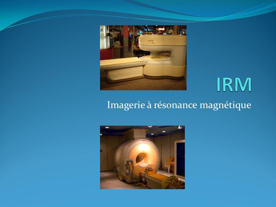 Imagerie à résonance magnétique