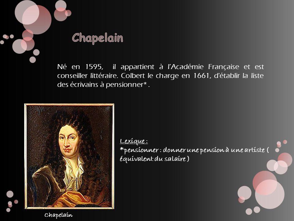 Chapelain