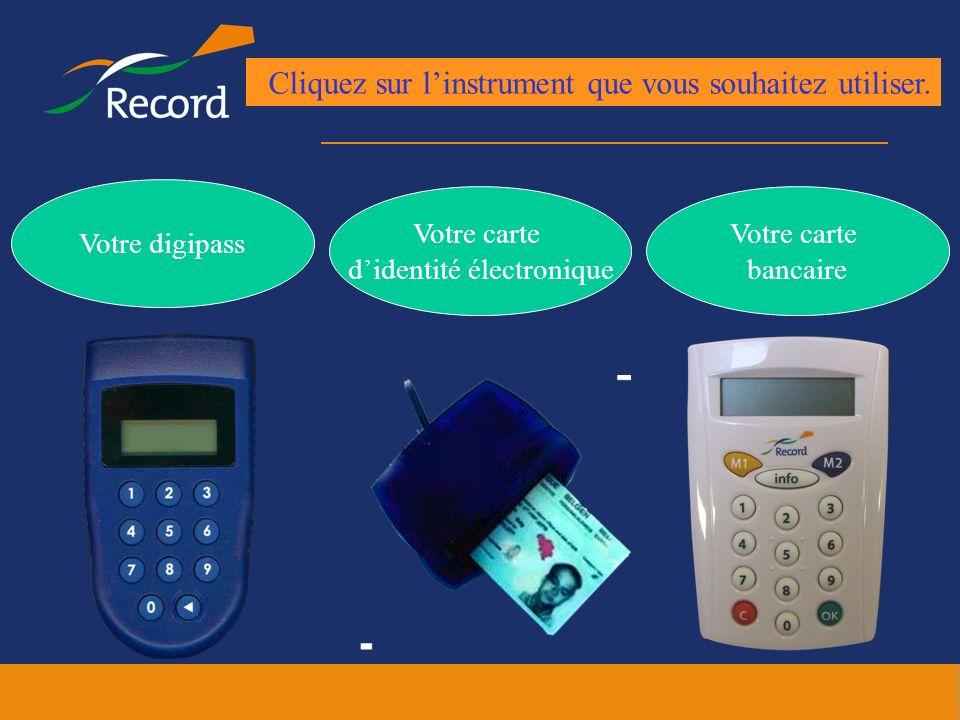 Votre carte d'identité électronique