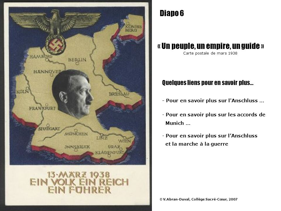 « Un peuple, un empire, un guide »