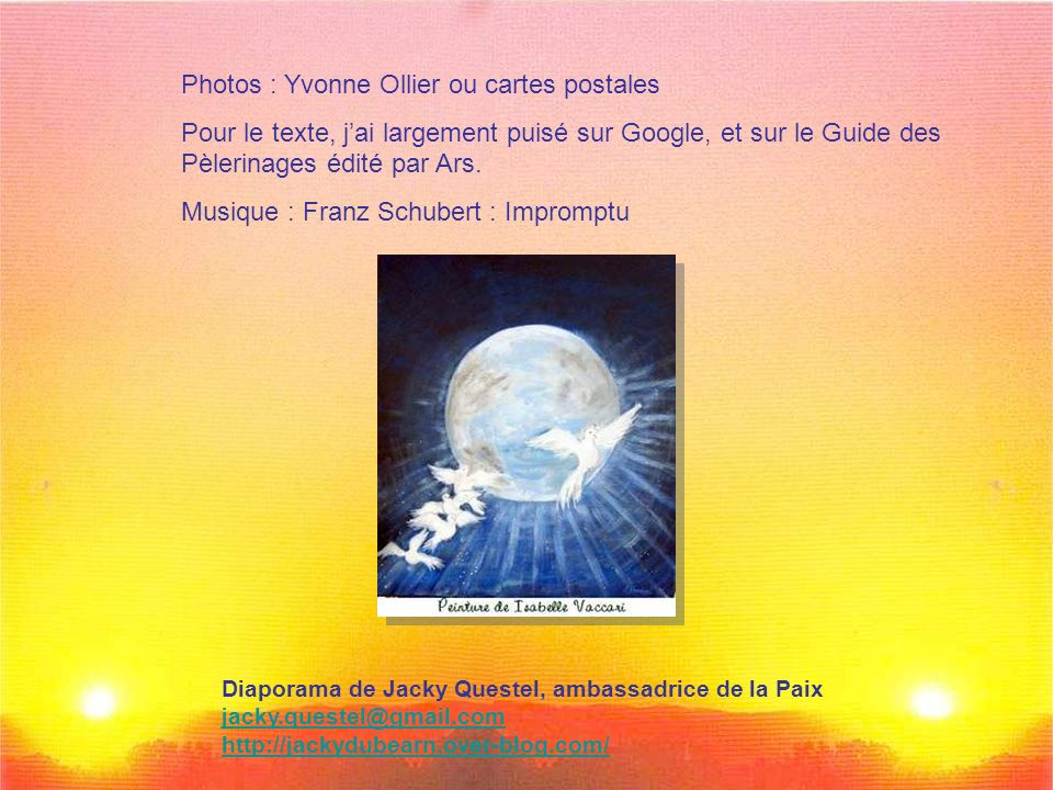Photos : Yvonne Ollier ou cartes postales